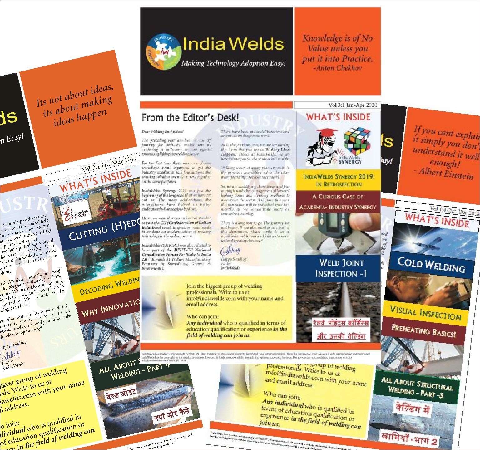 Welding Newsletter
